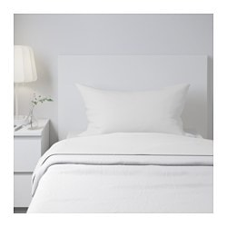DVALA sheet set, white Thread count: 152 /inch² Thread count: 152 /inch²