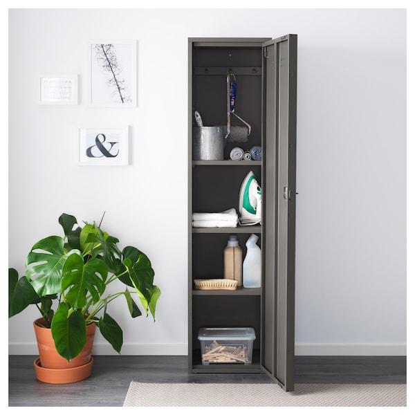 Cabinet With Door Ivar Grey