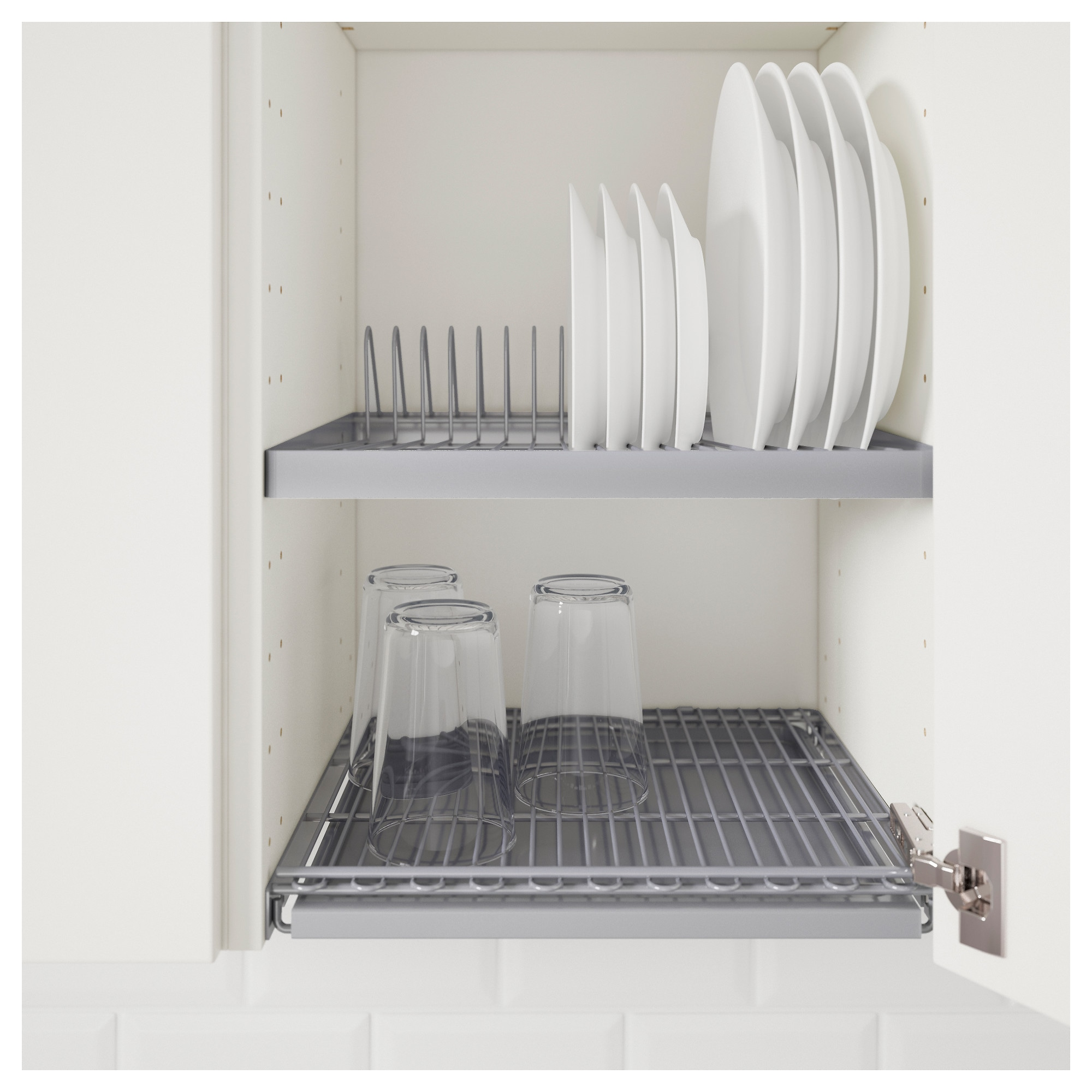 UTRUSTA Dish Drainer For Wall Cabinet   40x35 Cm   IKEA