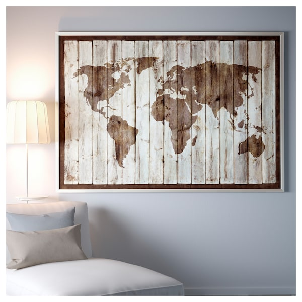 Picture and frame BJÖRKSTA driftwood map, aluminum color on crate and barrel world map, carrefour world map, ireland location in world map, bank of america world map, johnson world map, modge podge world map, earth tone world map, kohl's world map, pizza hut world map, grandin road world map, anthropologie world map, public-domain vintage world map, the church of lds missions world map, hp world map, pepsi world map, philips world map, barnes & noble world map, sotheby's world map, craigslist world map, dunkin donuts world map,