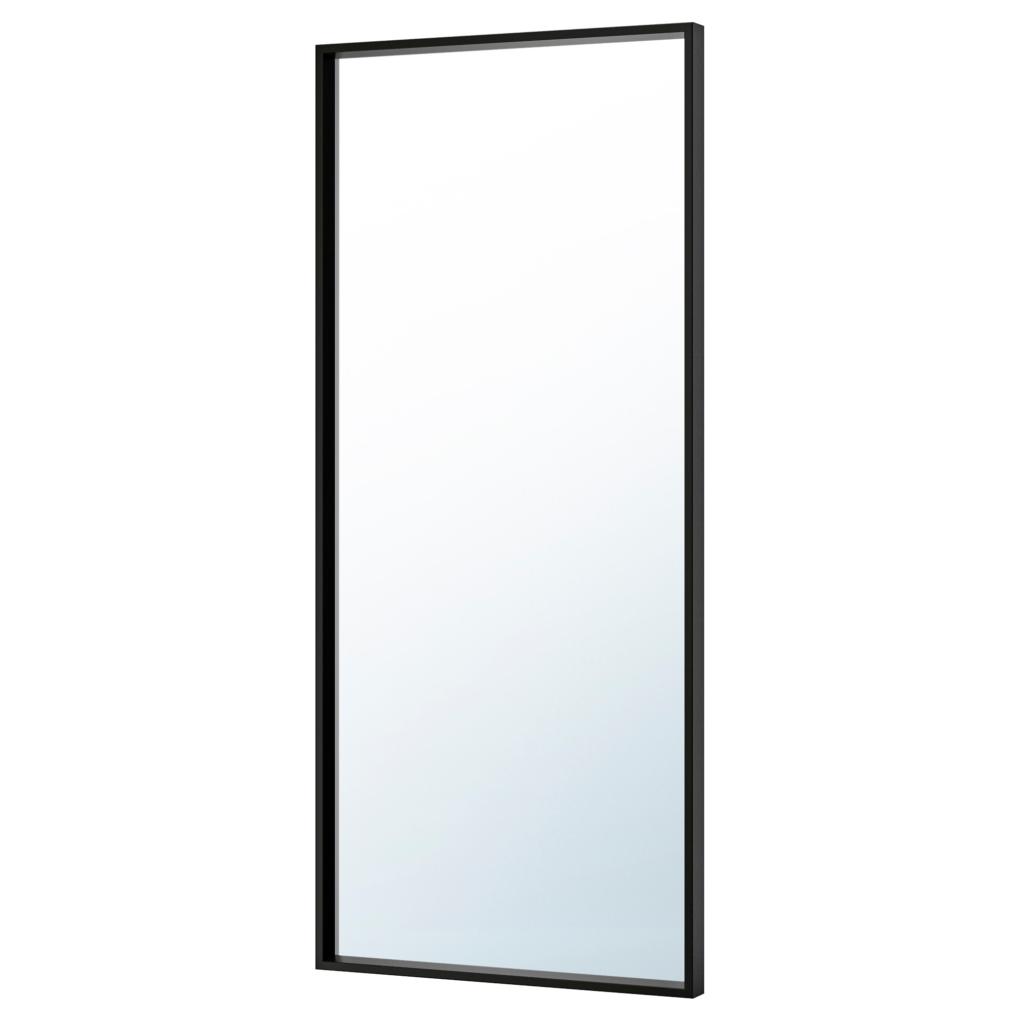Mirrors ikea nissedal mirror black width 25 58 height 59 width amipublicfo Choice Image