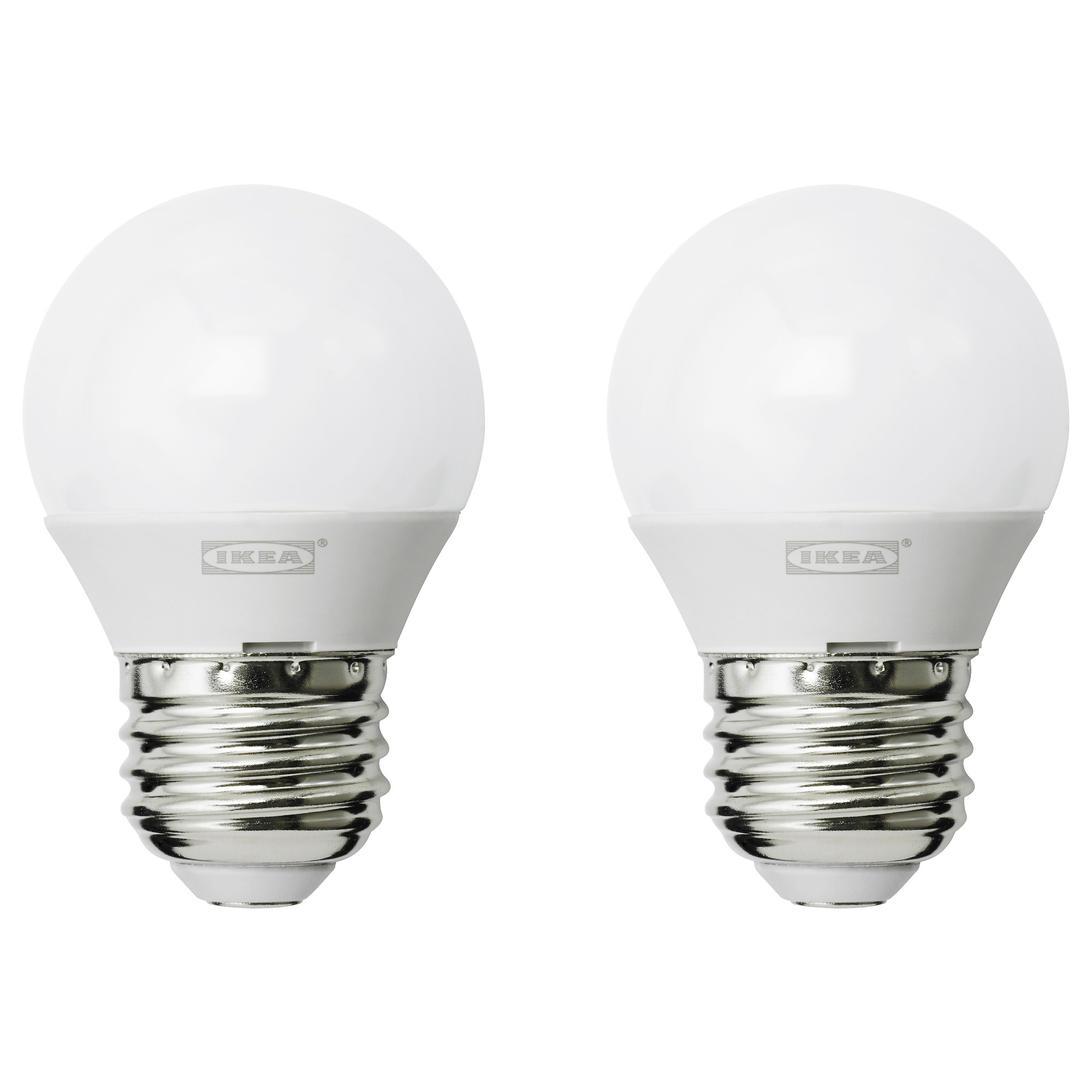 RYET LED bulb E26 200 lumen, globe opal Color temperature: 2700 K Light  output