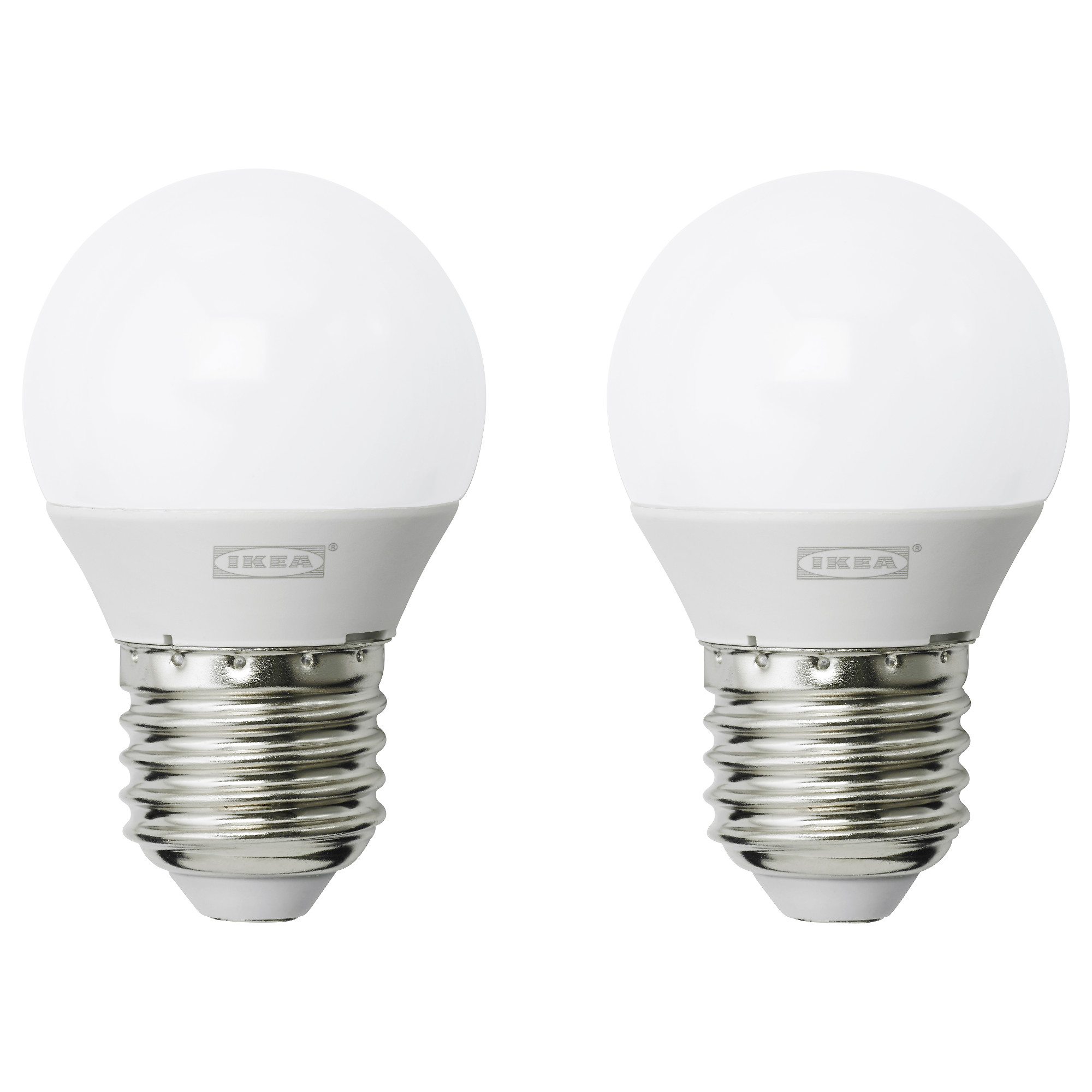Led verlichting ikea ryet led lamp e27 200 lumen globe opaalwit vermogen 28 w aantal per parisarafo Image collections
