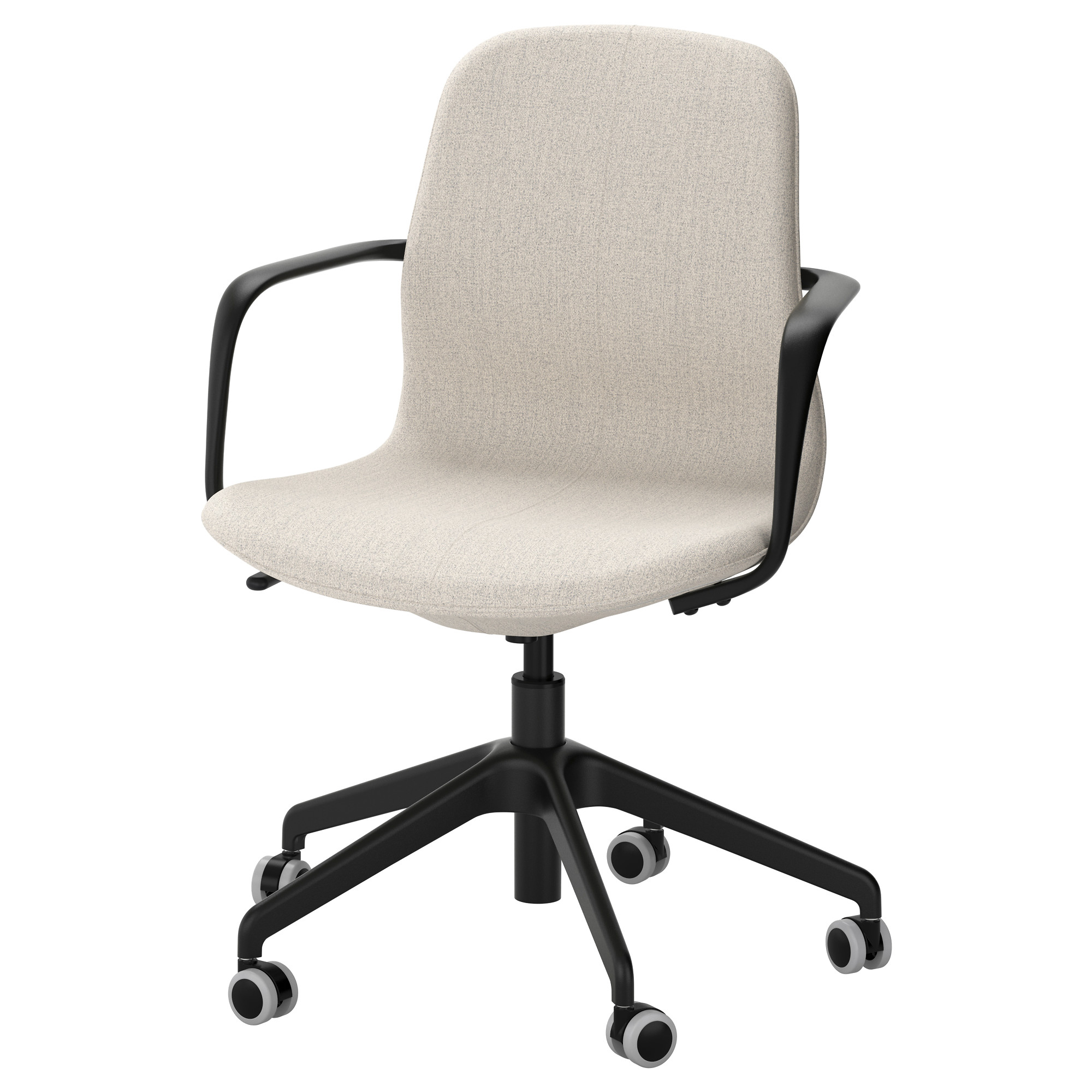 White Rolling Chair Office Chairs Ikea