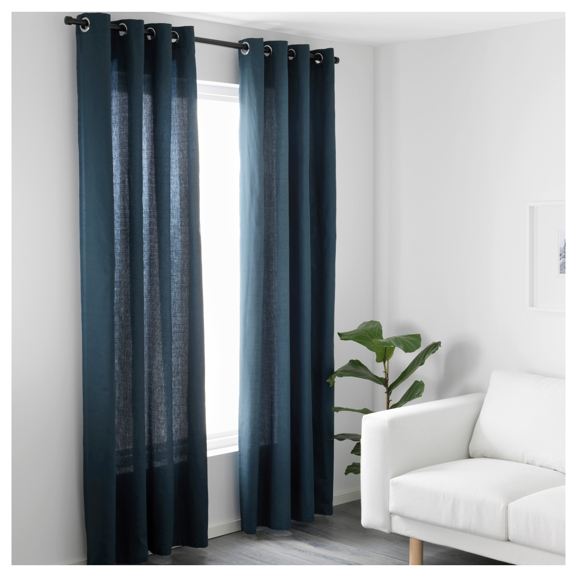 MARIAM Curtains, 1 pair - IKEA