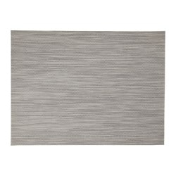 SNOBBIG, Place mat, light gray