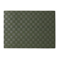 ORDENTLIG, Place mat, green