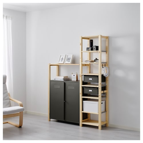 komplettregale ikea. Black Bedroom Furniture Sets. Home Design Ideas