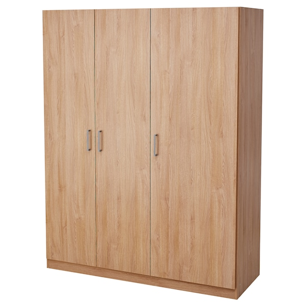 Wardrobe Dombås Oak Effect