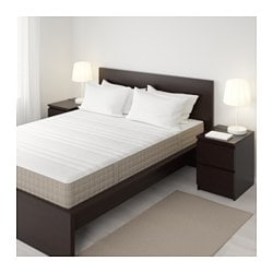 Memory Foam Pillow Top Spring Mattresses Ikea