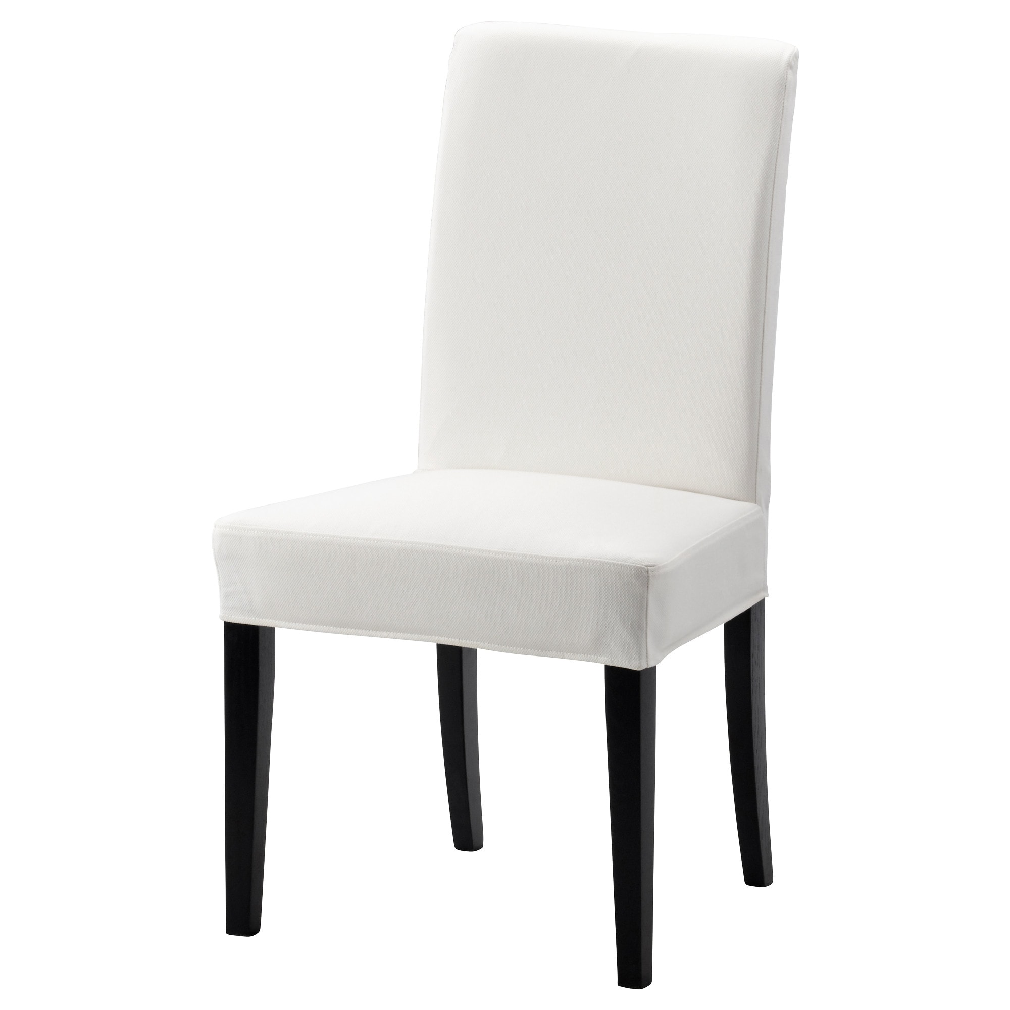 Black chair and white chair - Henriksdal Chair Brown Black Gr Sbo White Tested For 243 Lb Width