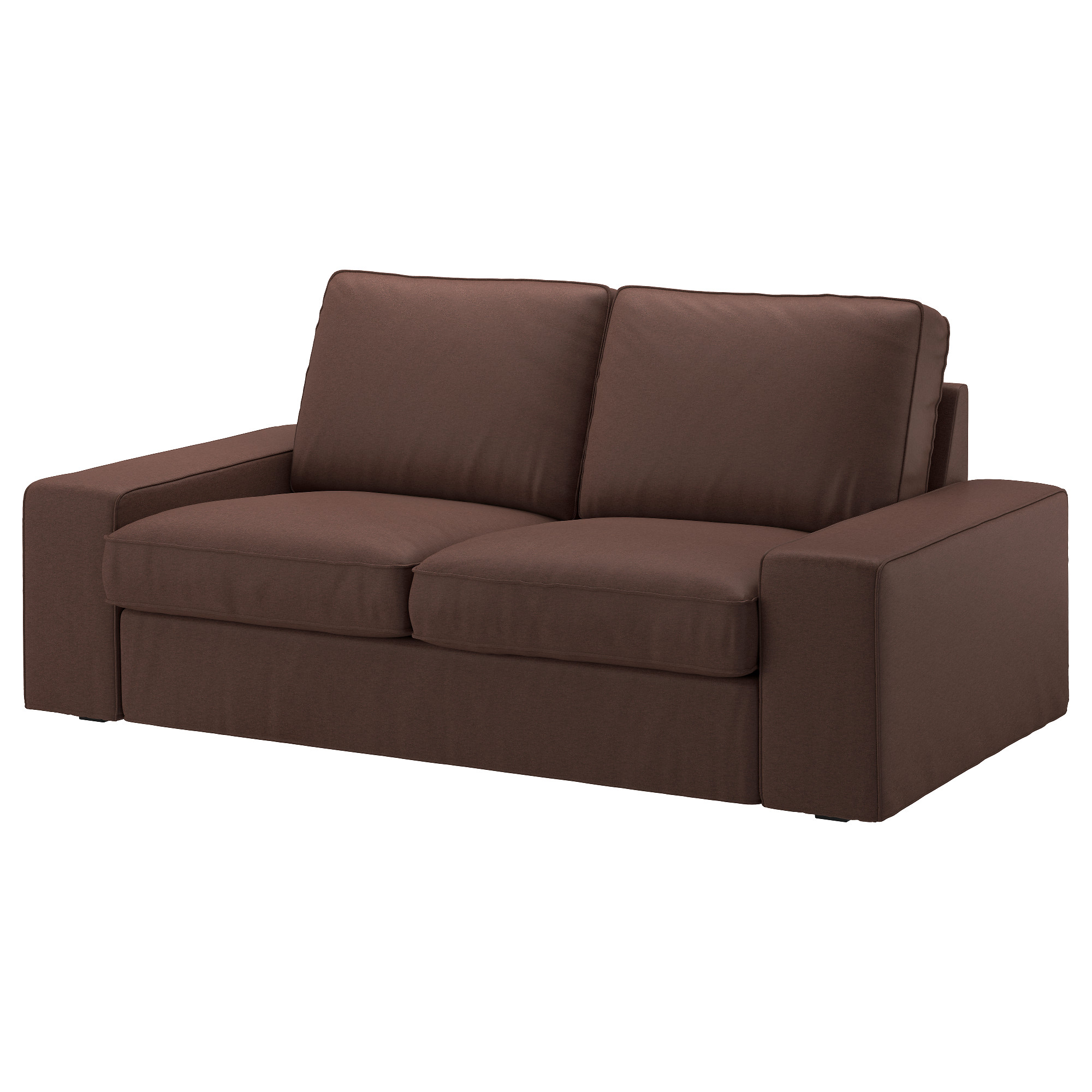 KIVIK Loveseat Hillared anthracite IKEA