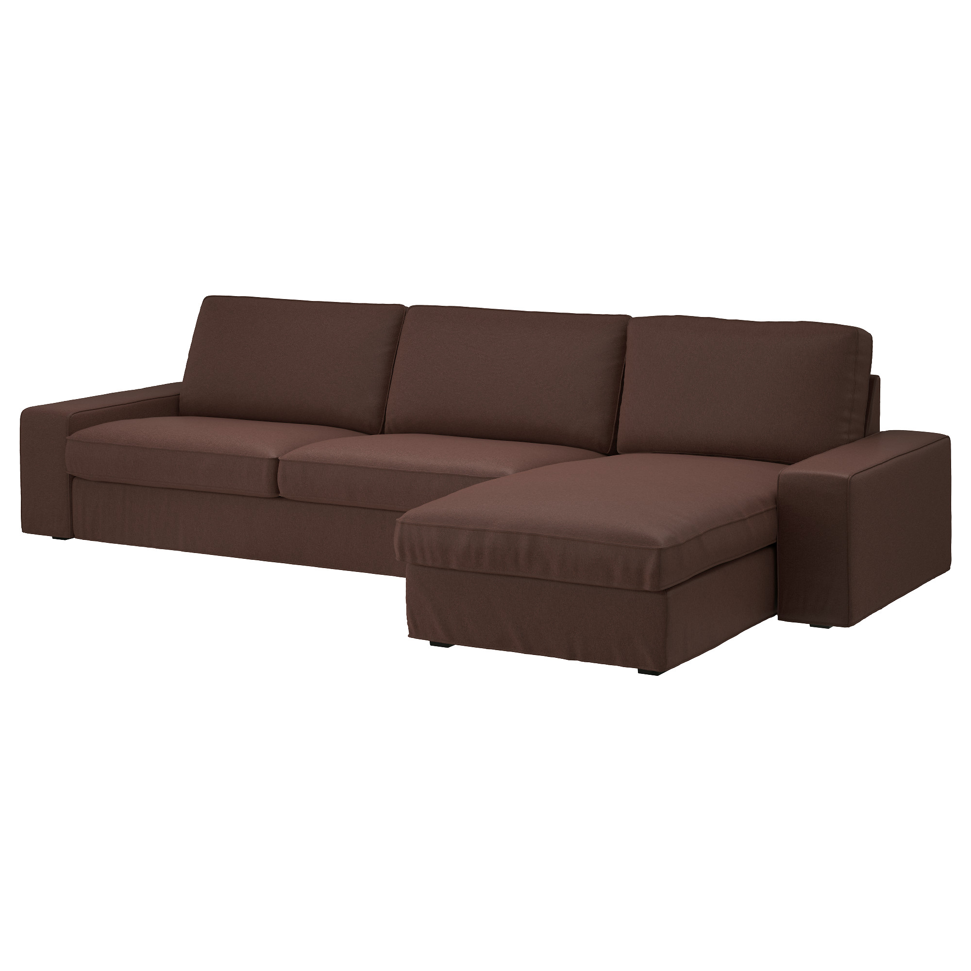 KIVIK 4 seat sofa Hillared anthracite IKEA