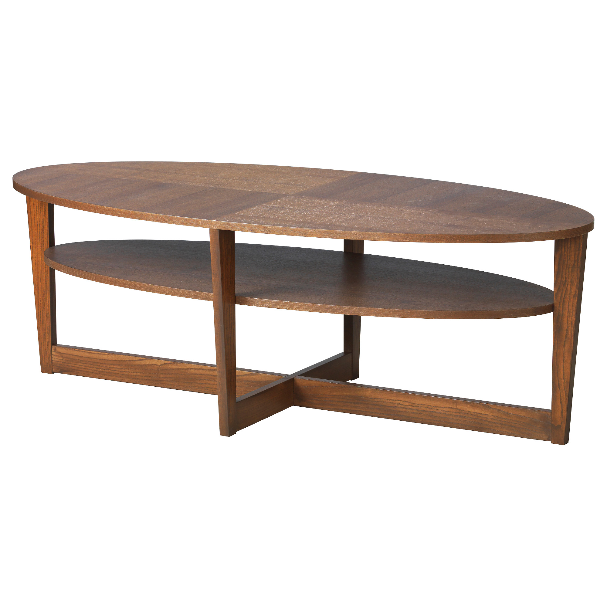 vejmon coffee table - brown - ikea