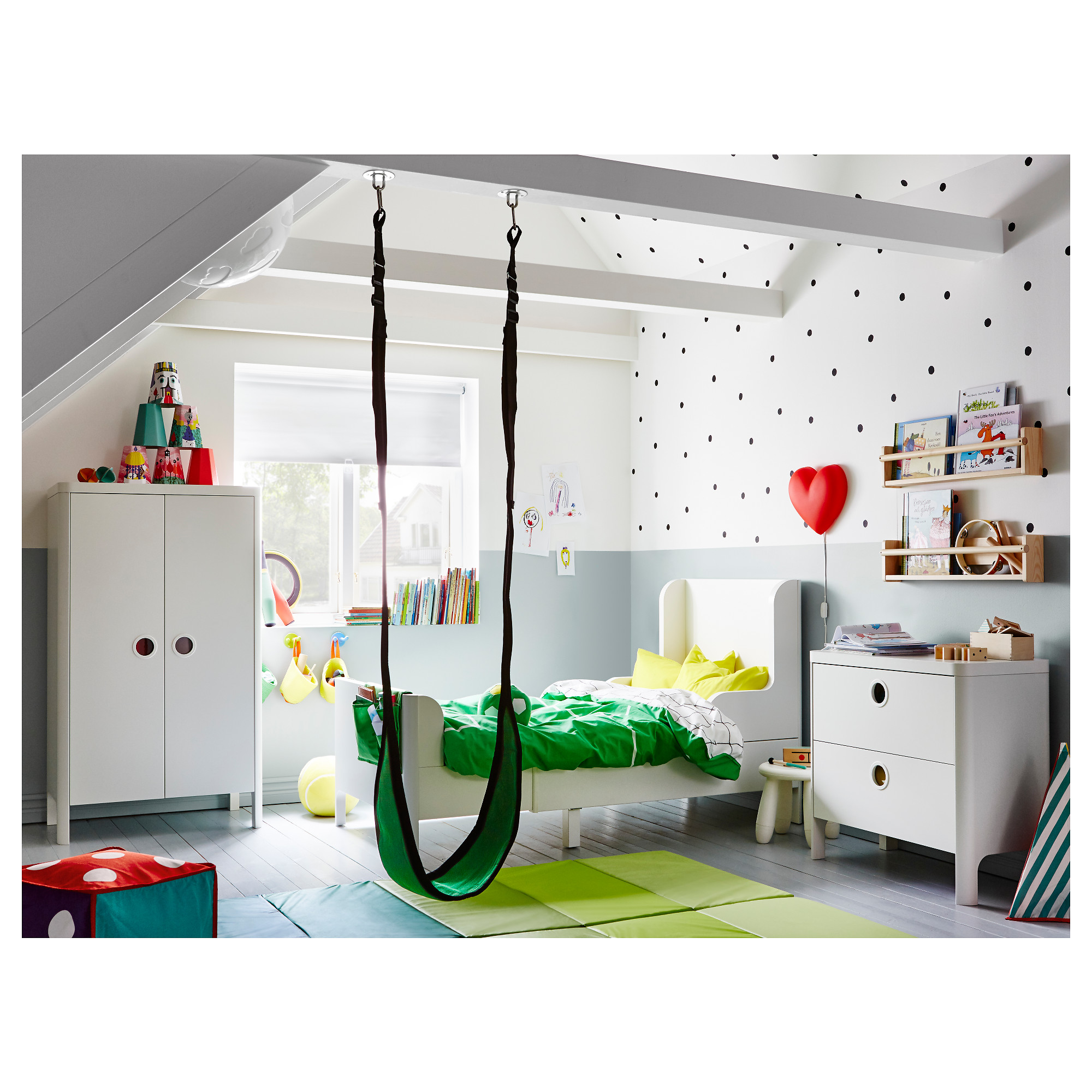 BUSUNGE Extendable Bed