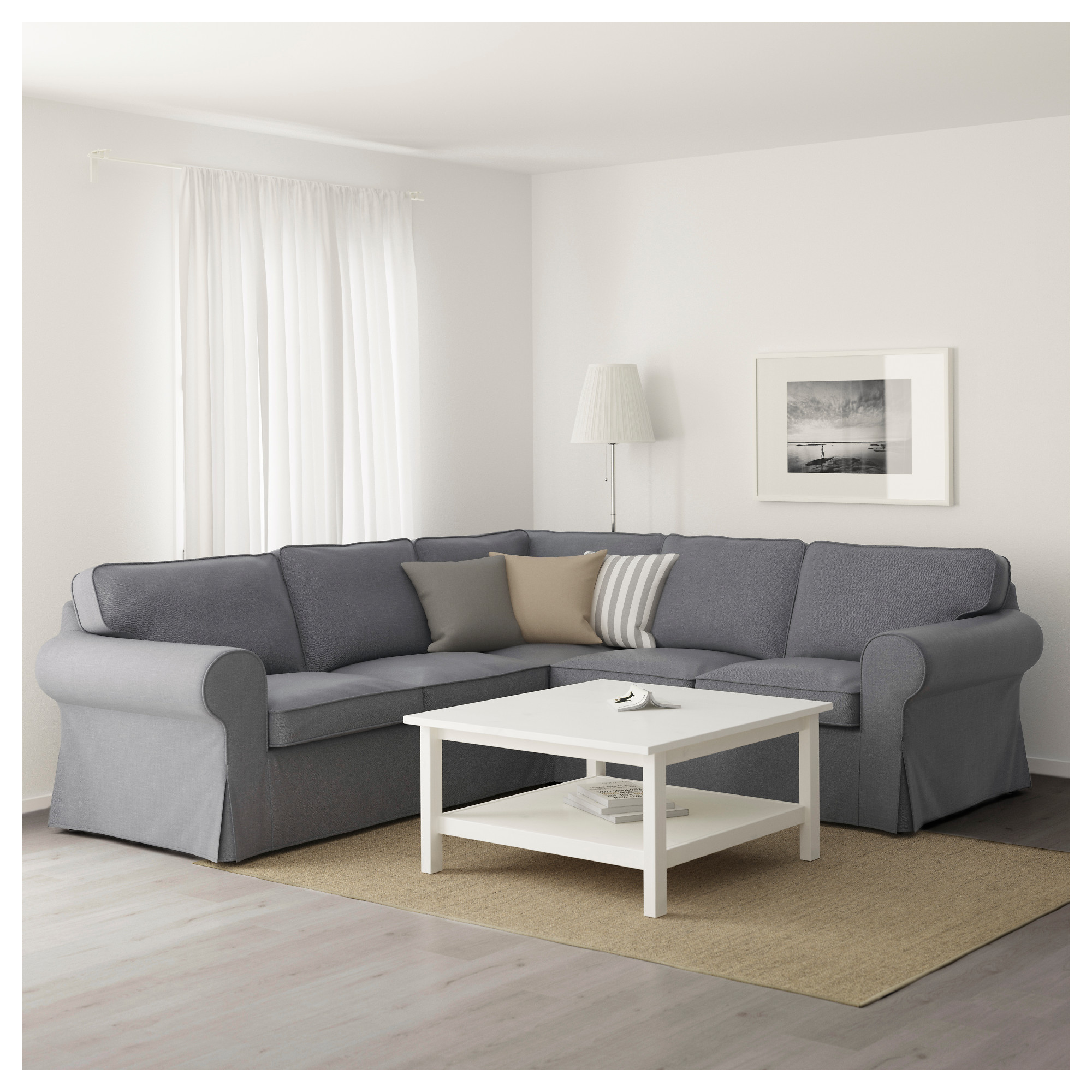 : gray sectional - Sectionals, Sofas & Couches