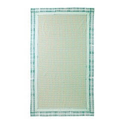 SOMMAR 2017 tablecloth, green, pink Length: 240 cm Width: 145 cm