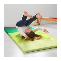 Plufsig Folding Gym Mat Green 34 99