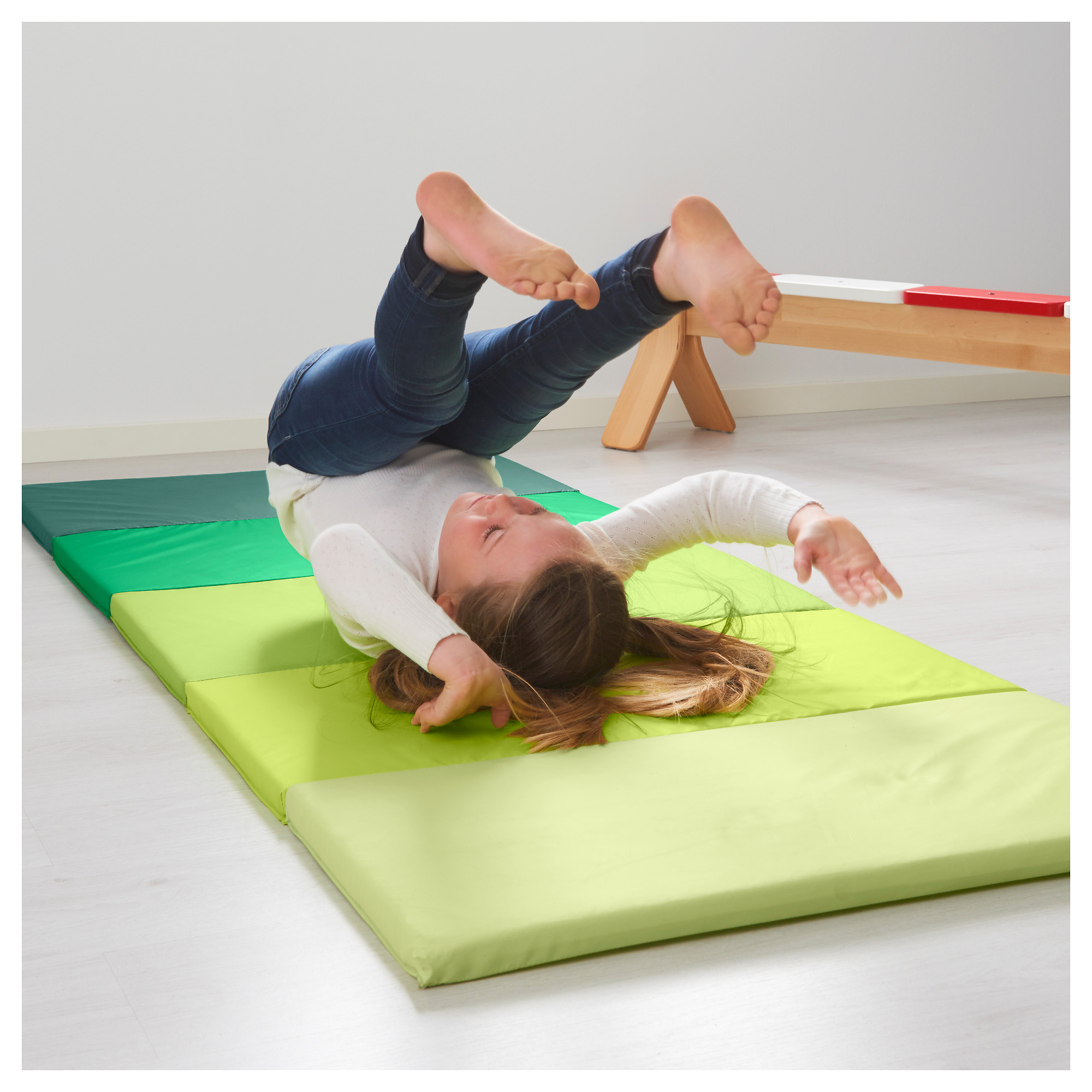 Plufsig folding gym mat   ikea