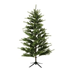 FEJKA artificial plant, Christmas tree Height: 200 cm
