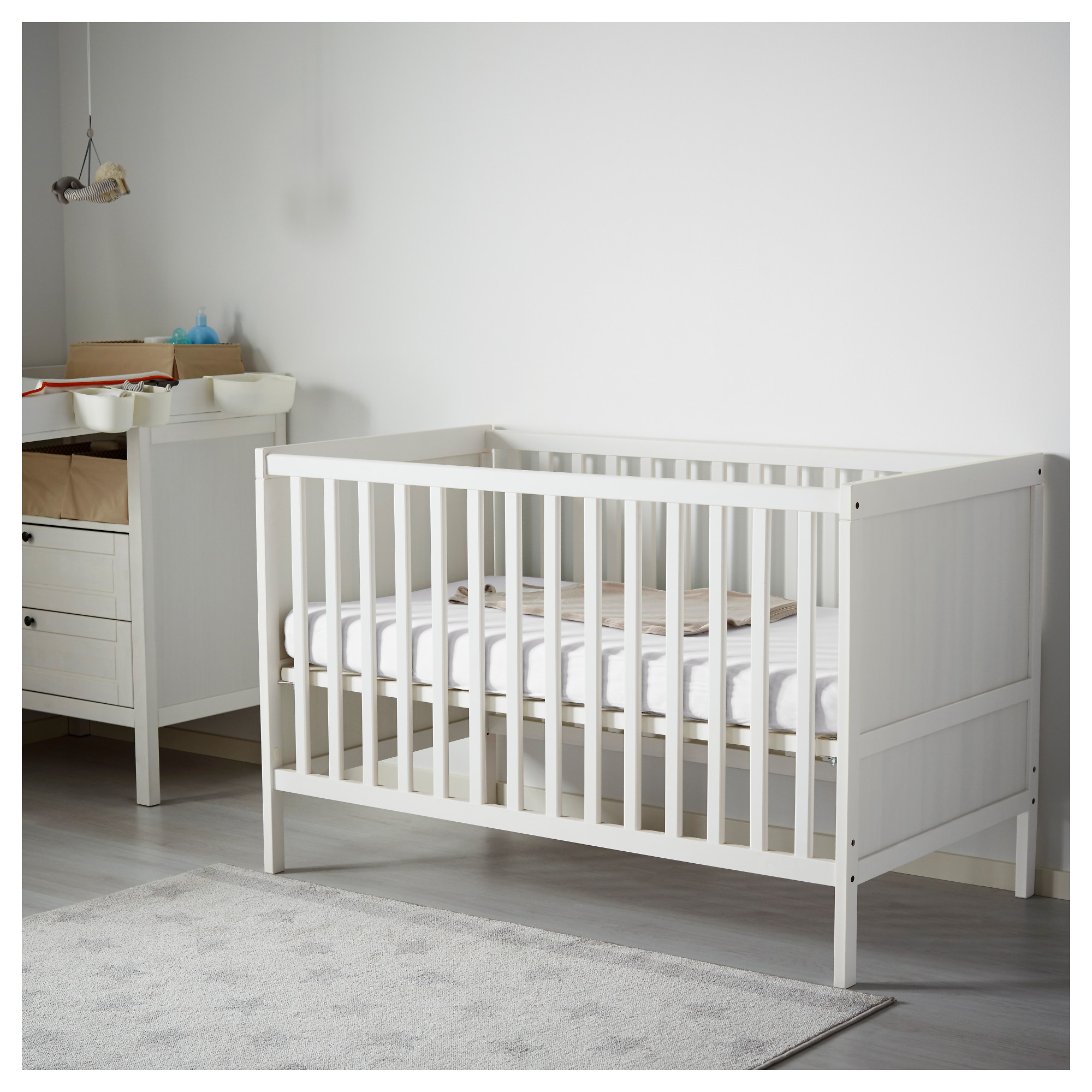 Baby bed with parents - Ikea Cribs