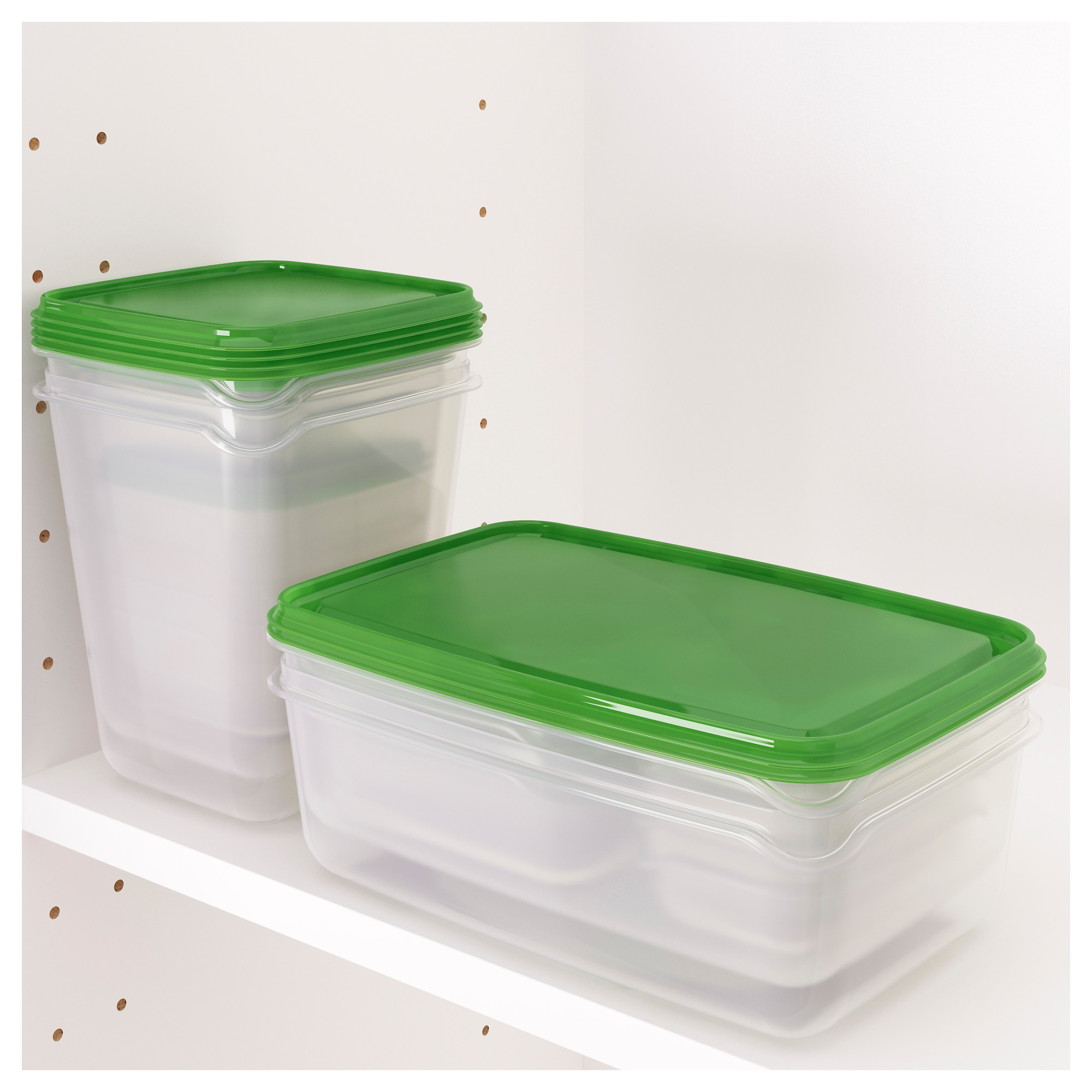 Pruta food container set of 17 ikea biocorpaavc Choice Image