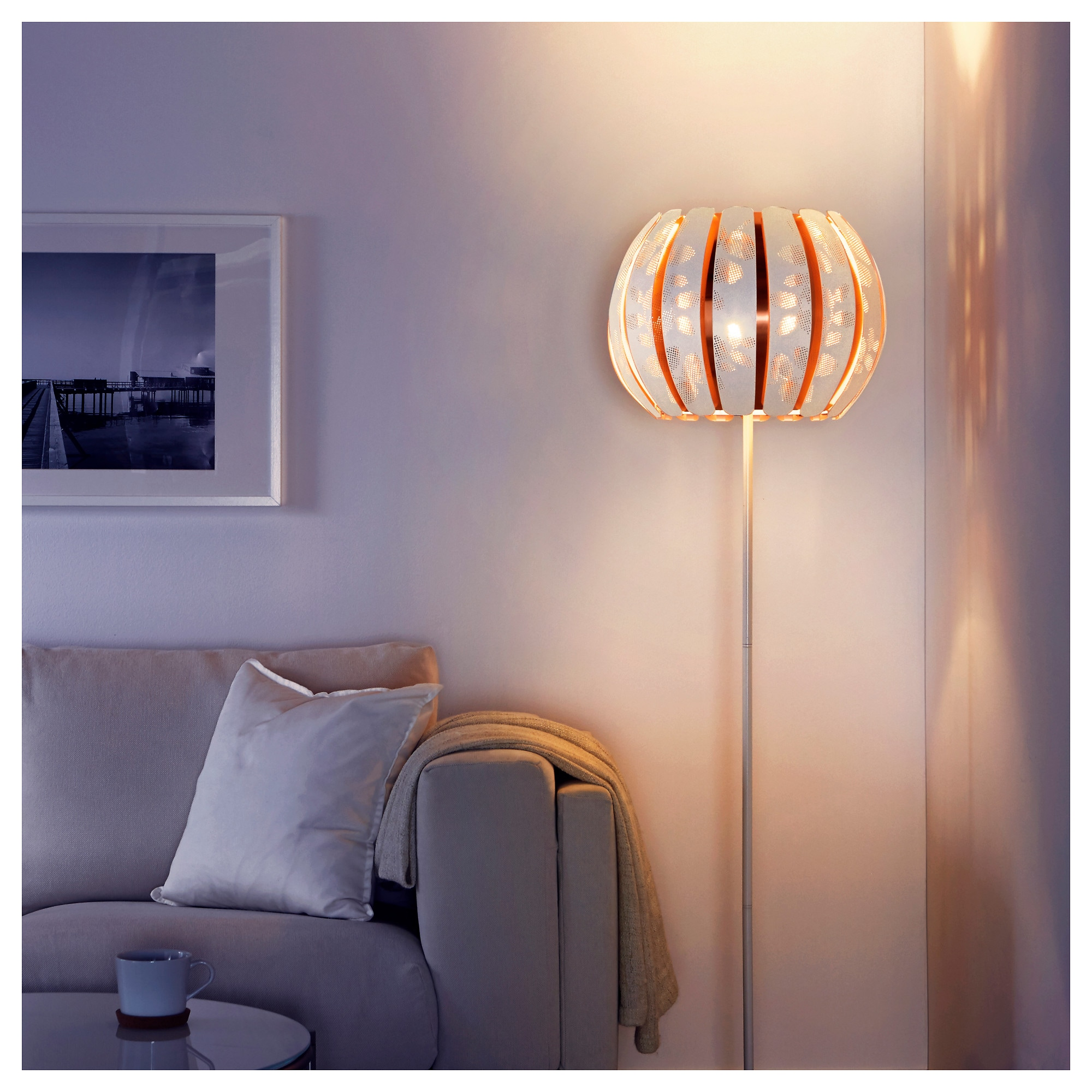 Verud lamp shade ikea mozeypictures Image collections