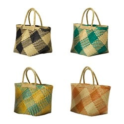 JASSA bag, assorted colours Width: 26 cm Depth: 26 cm Height: 32 cm