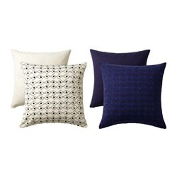 JASSA cushion cover, assorted colours Length: 65 cm Width: 65 cm
