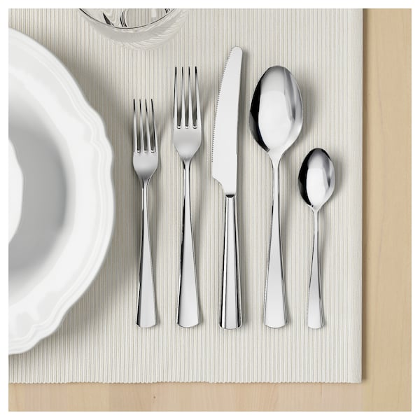 IKEA SEDLIG 20-piece flatware set