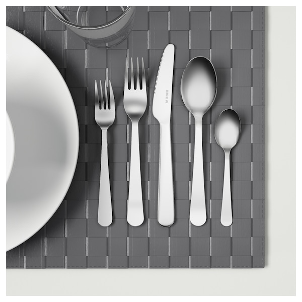 IKEA DRAGON 60-piece cutlery set