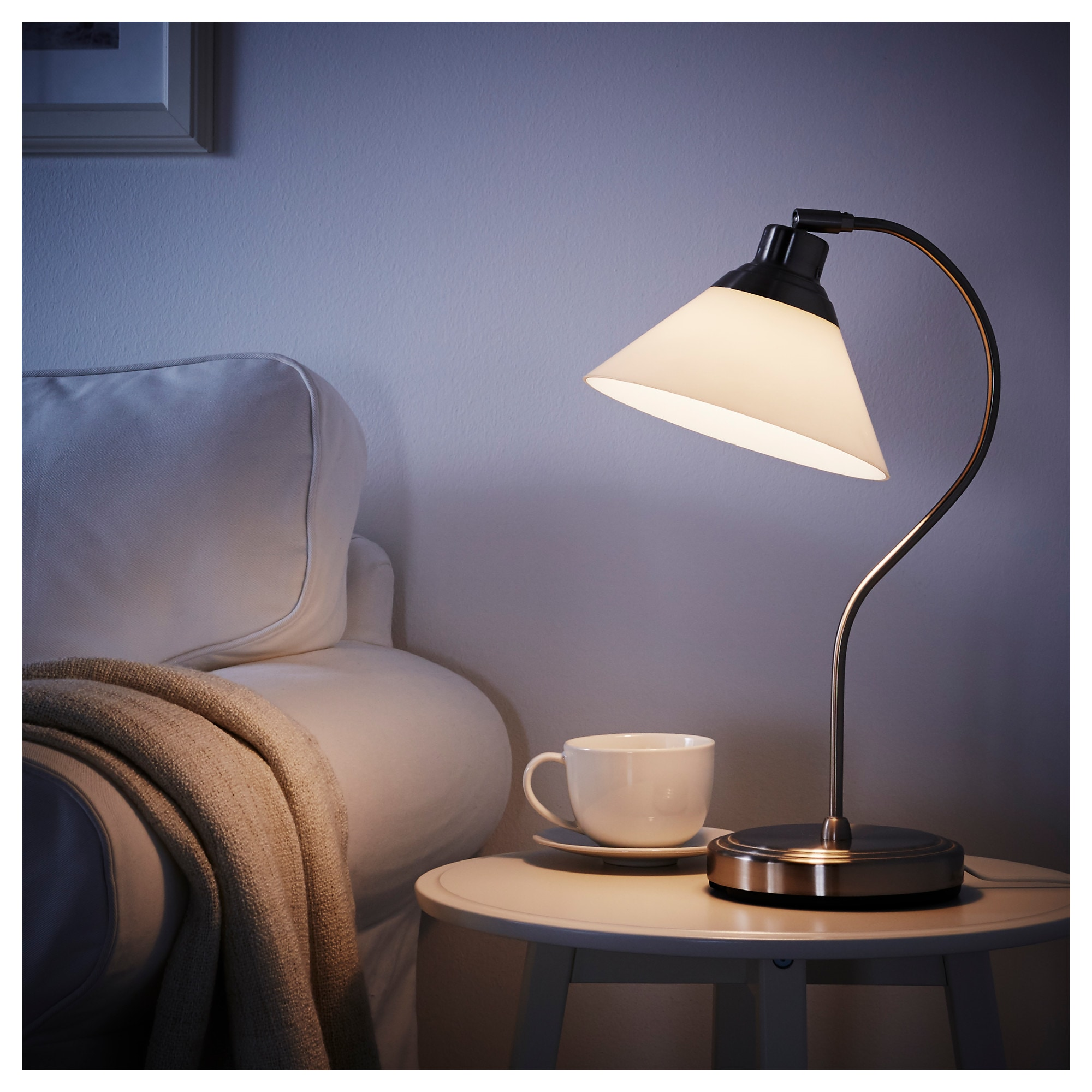 Kroby table lamp ikea geotapseo Image collections