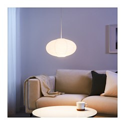 SollefteÅ Pendant Lamp Shade White Round