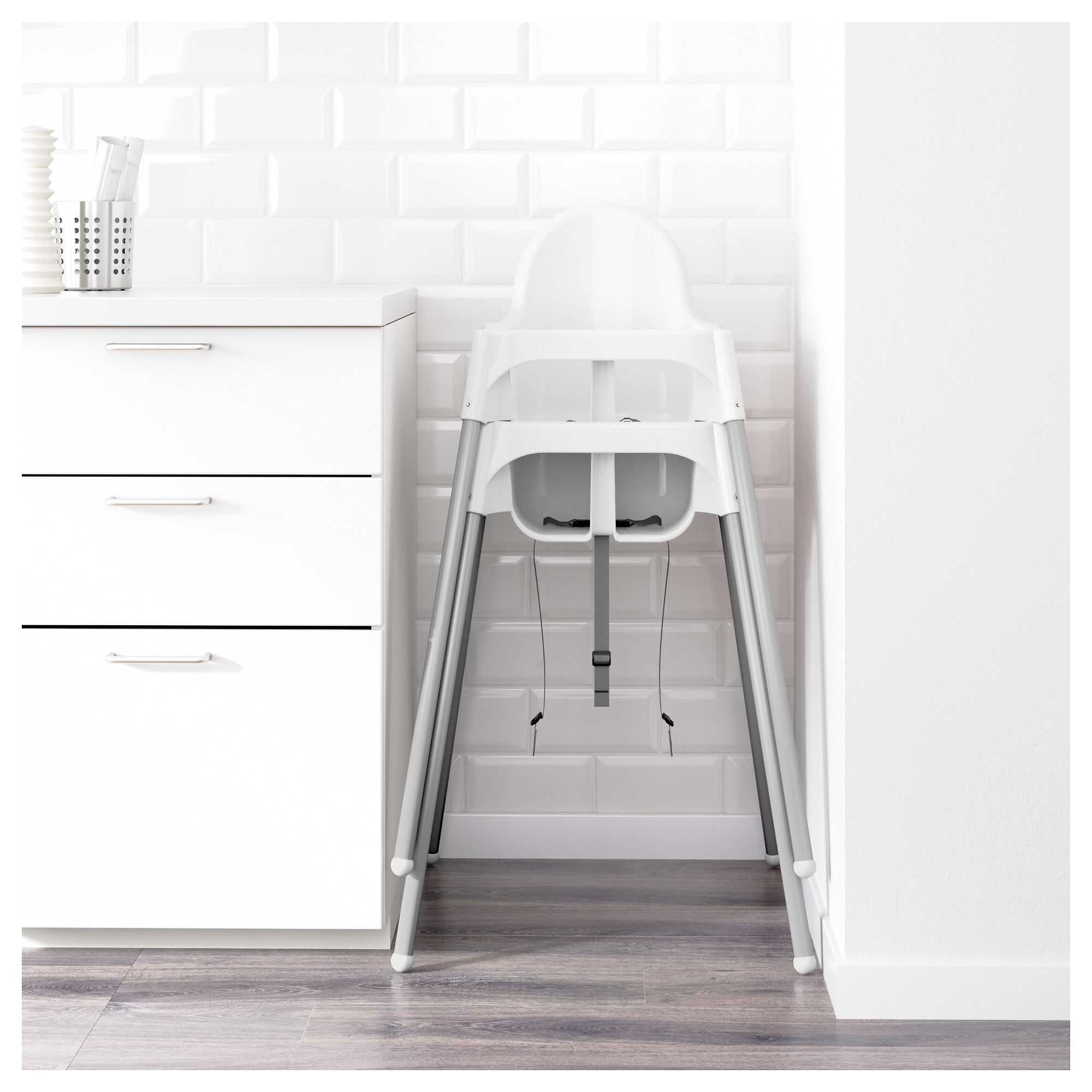 ANTILOP Highchair with tray IKEA