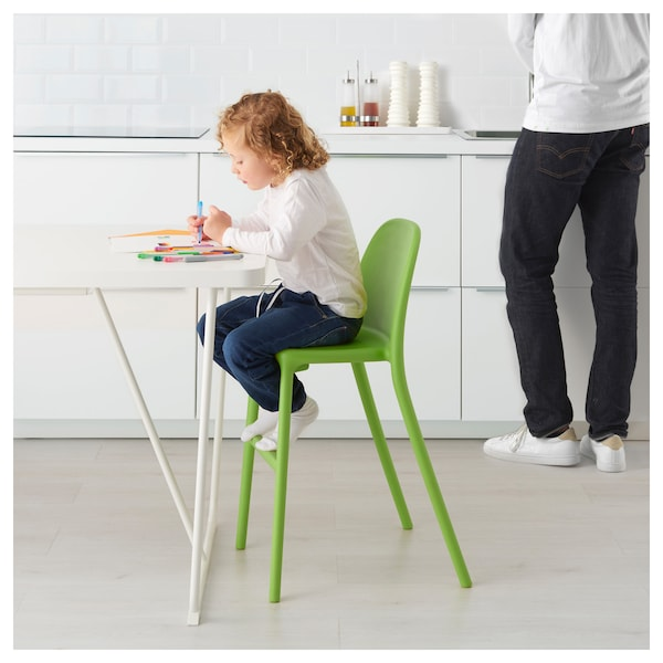 Urban chaise junior vert ikea - Chaise ikea urban ...