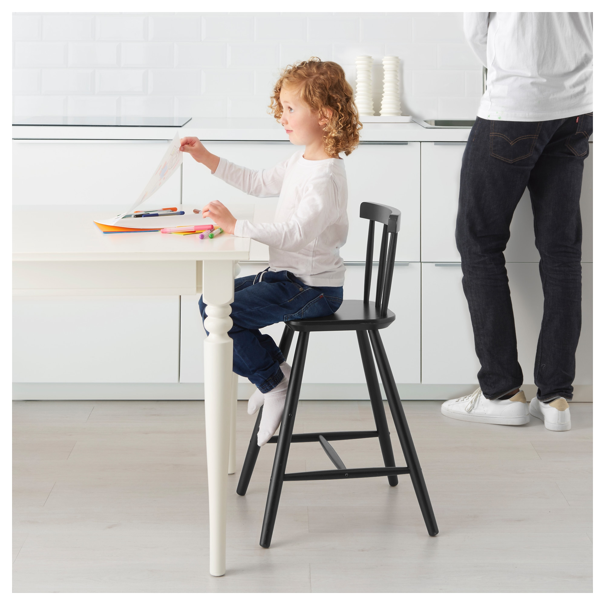 AGAM Junior chair IKEA