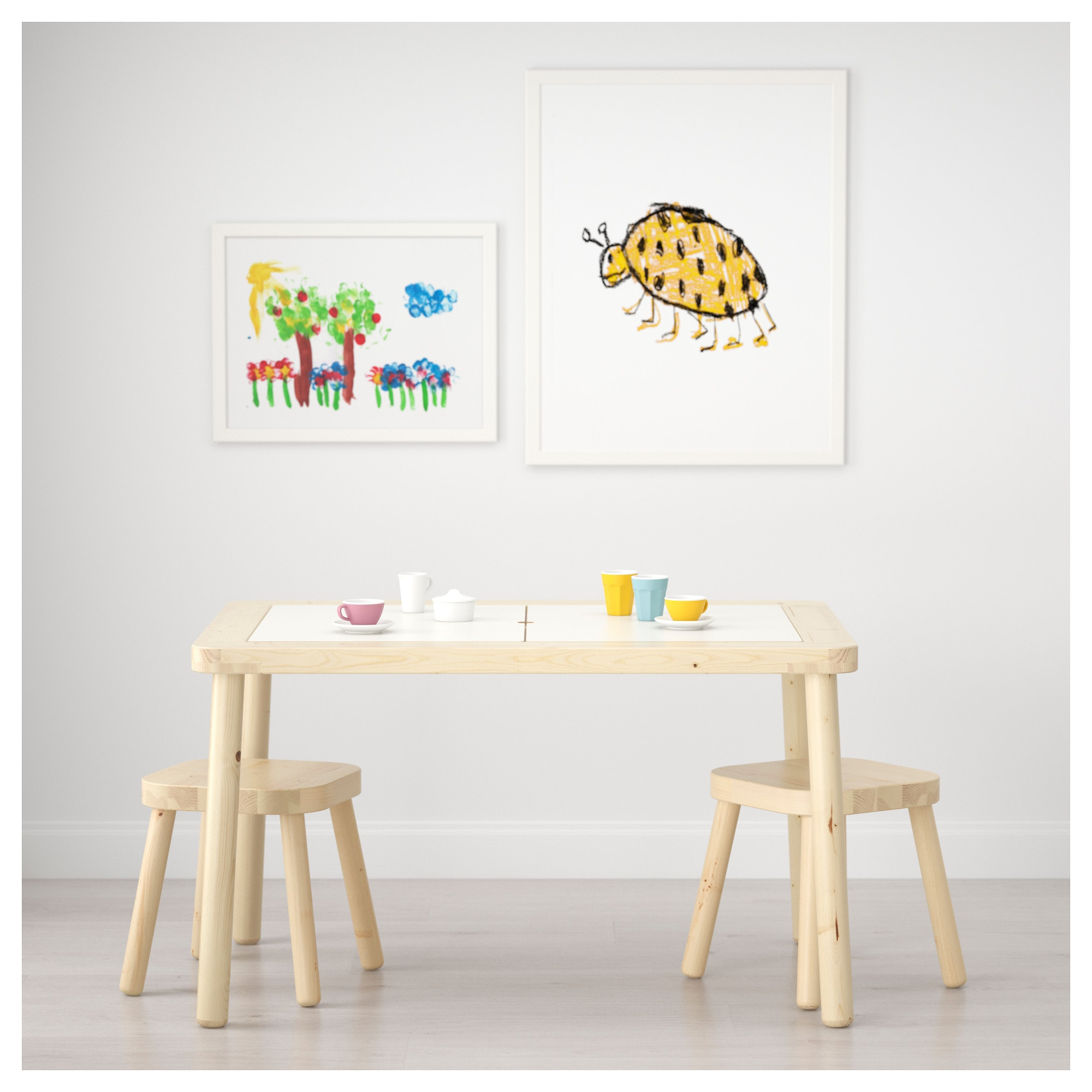 flisat children s stool ikea