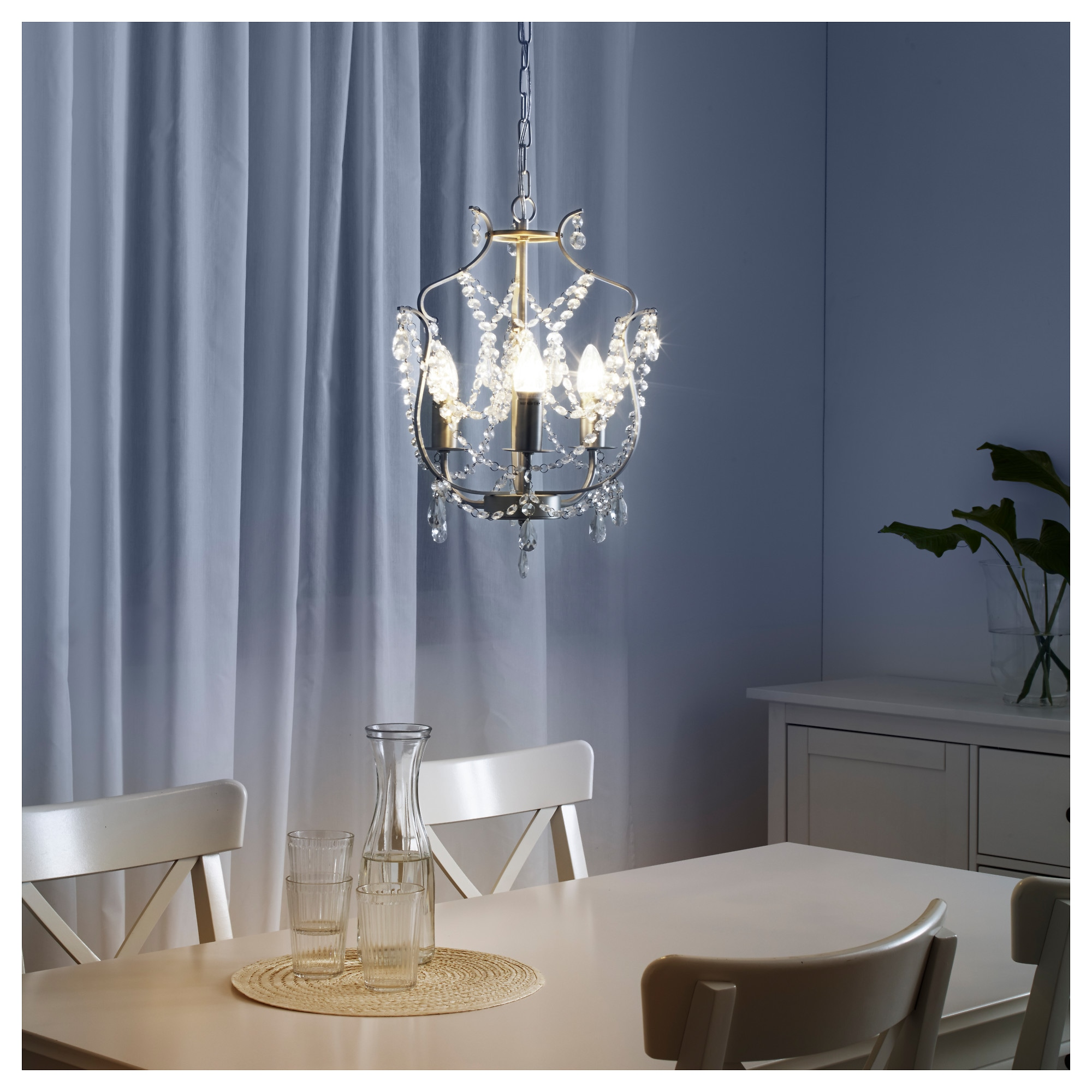 Kristaller Chandelier 3 Armed Ikea Parts Diagram What Make Up A