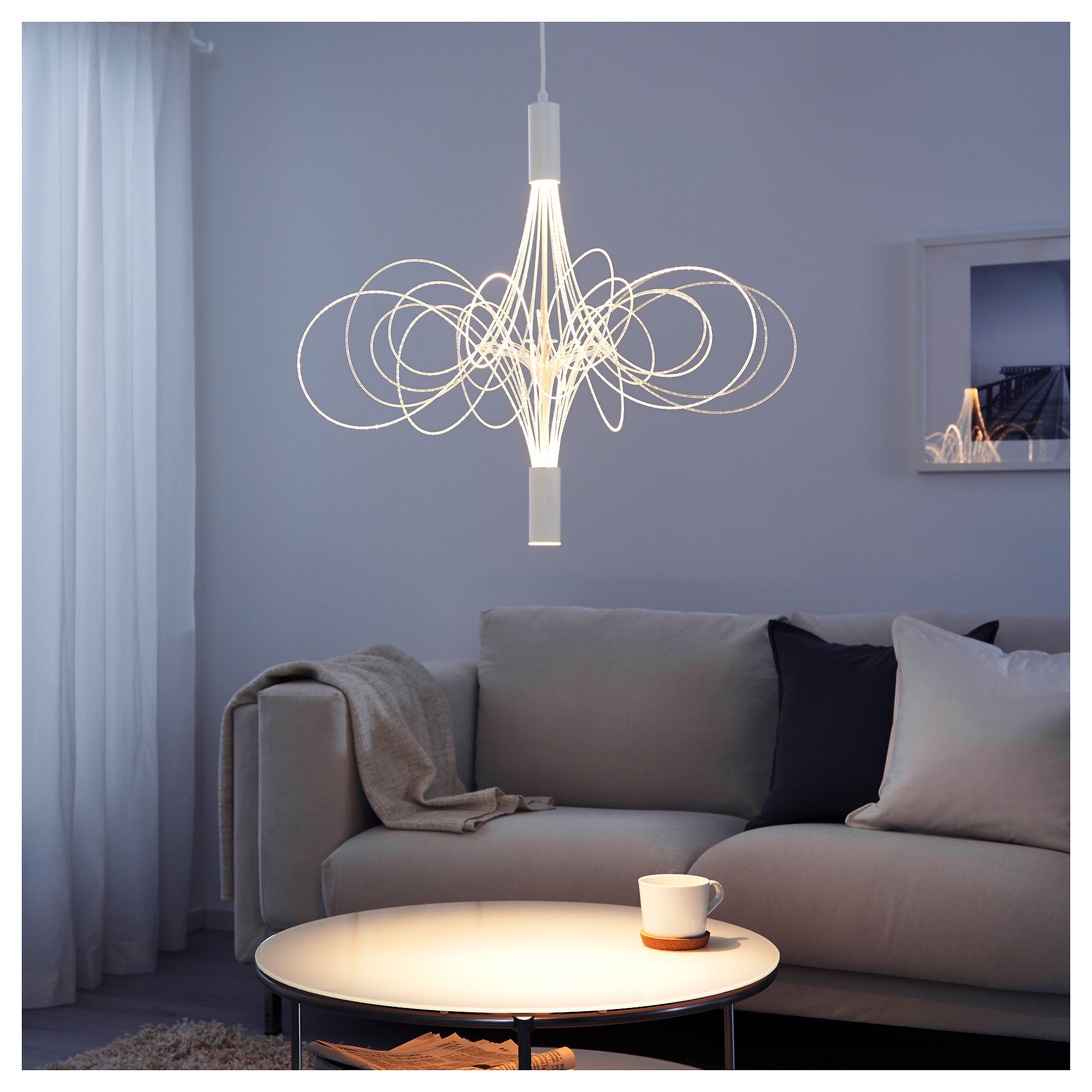 Lustre suspension ikea crikealamp with lustre suspension - Luminaire salle a manger ikea ...