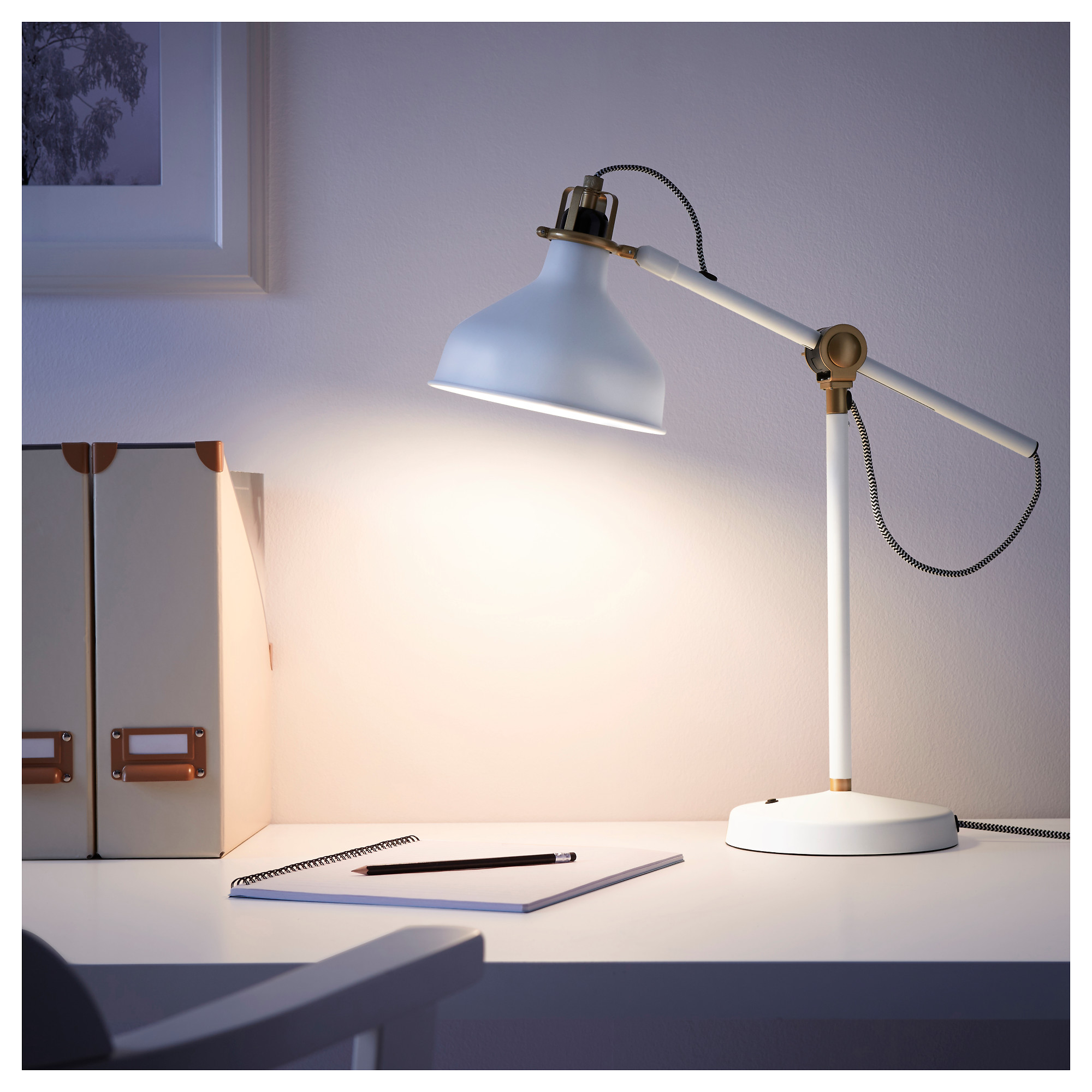 Ranarp work lamp ikea geotapseo Image collections