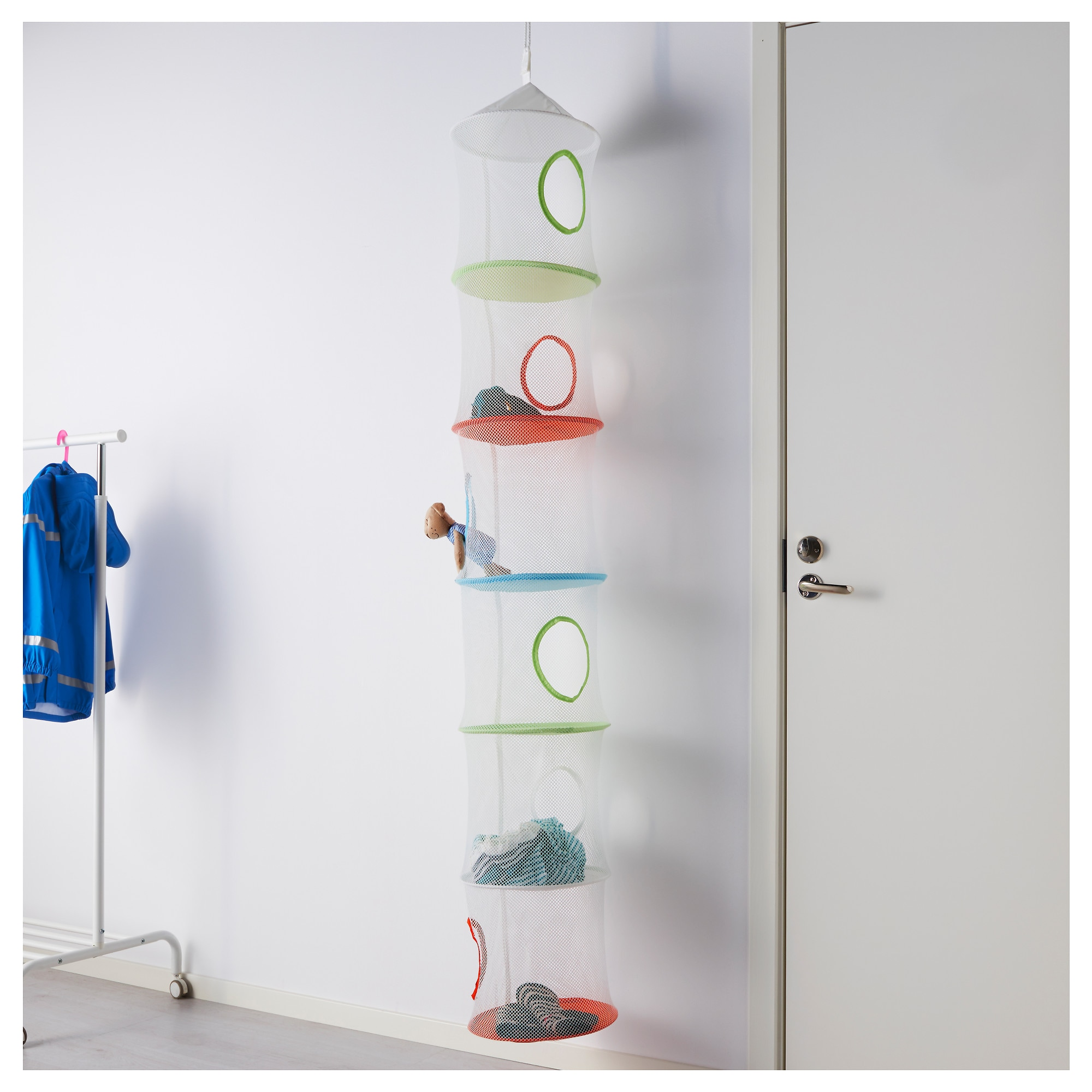 IKEA PS F…NGST Hanging storage w 6 partments IKEA
