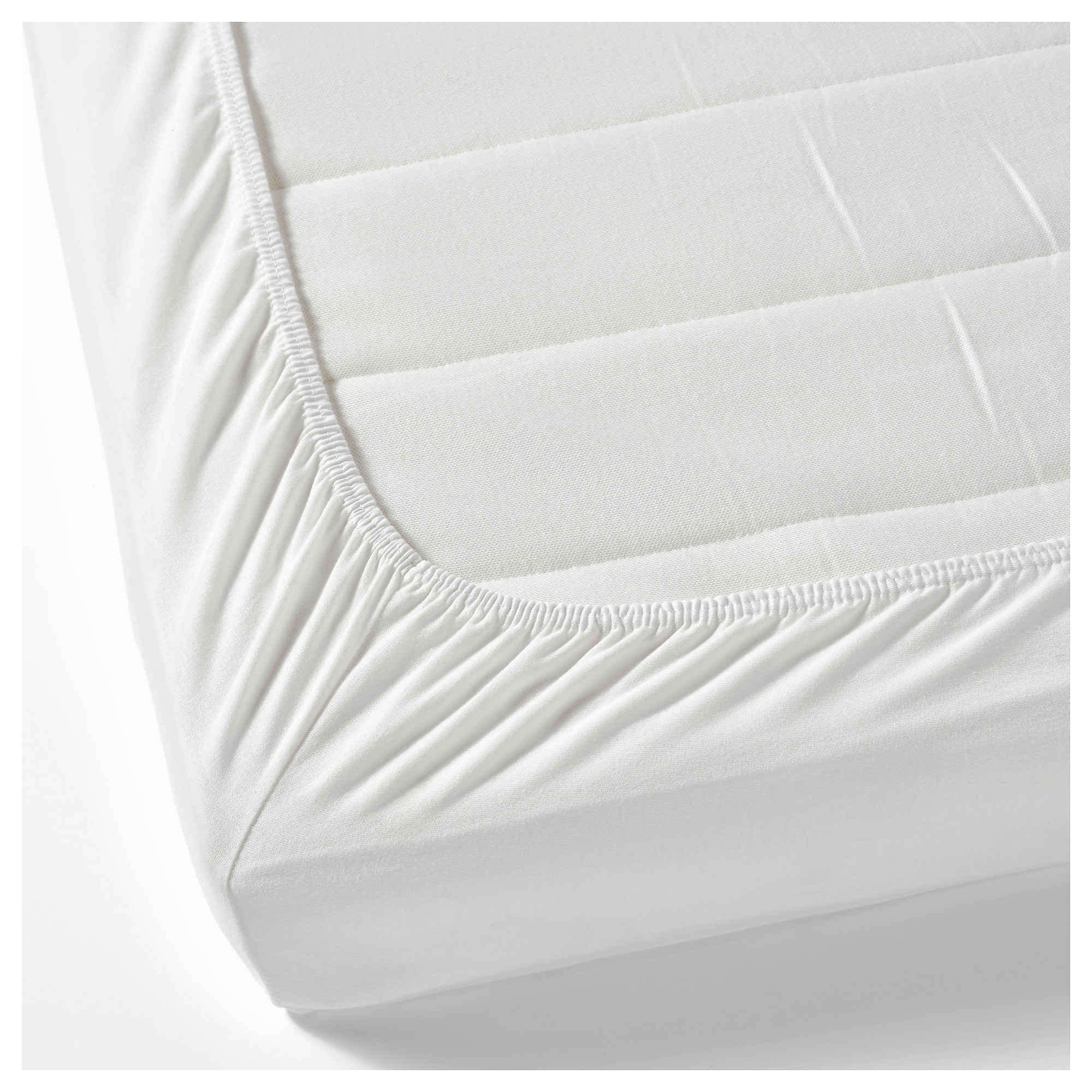 High Quality LEN Fitted Sheet F/extend Bed, Set Of 2   IKEA