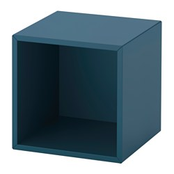EKET cabinet, dark blue