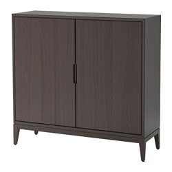 REGISSÖR cabinet, brown