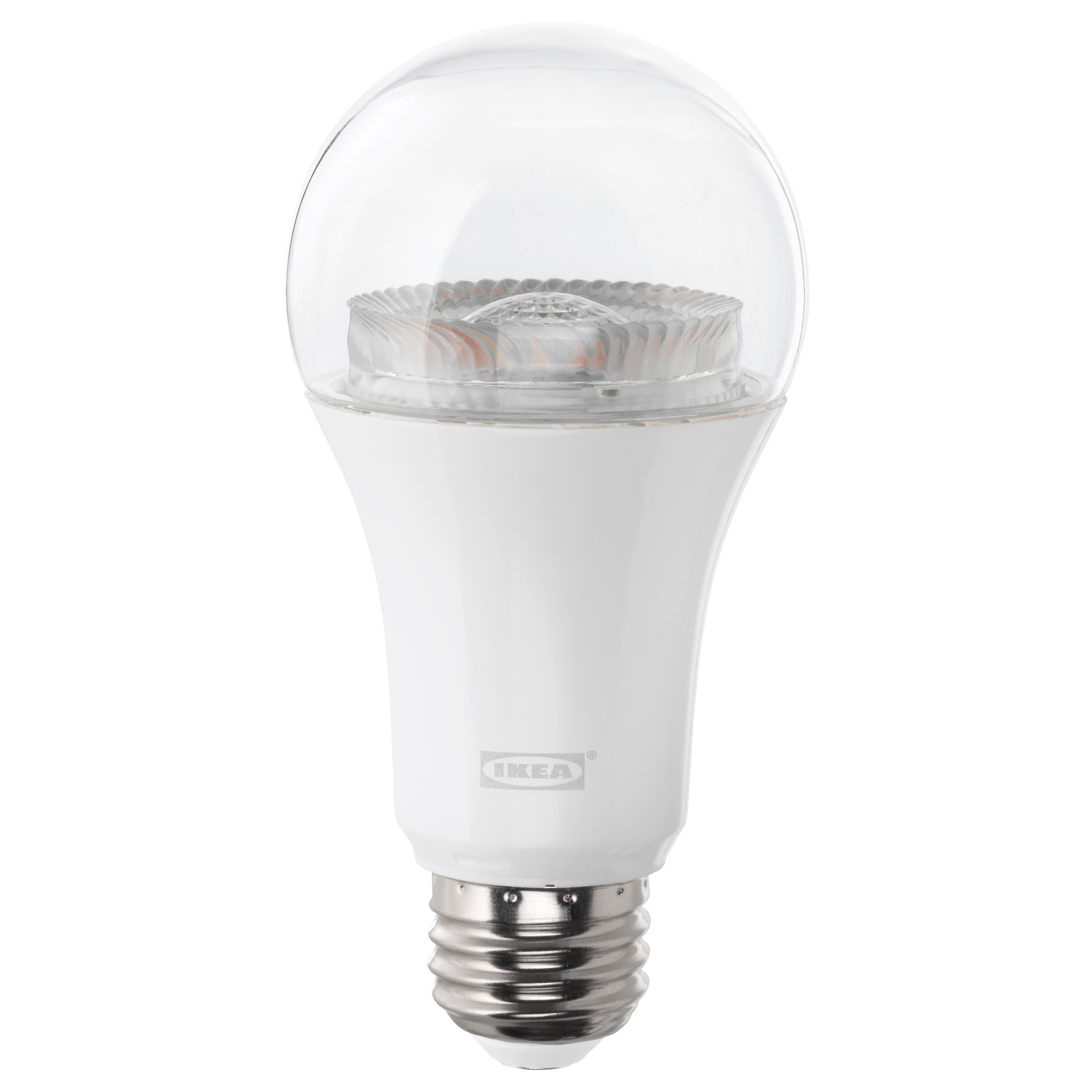 trdfri led bulb e26 950 lumen wireless dimmable white spectrum clear default luminous flux