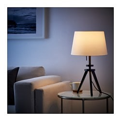 Lauters Table Lamp Base Brown