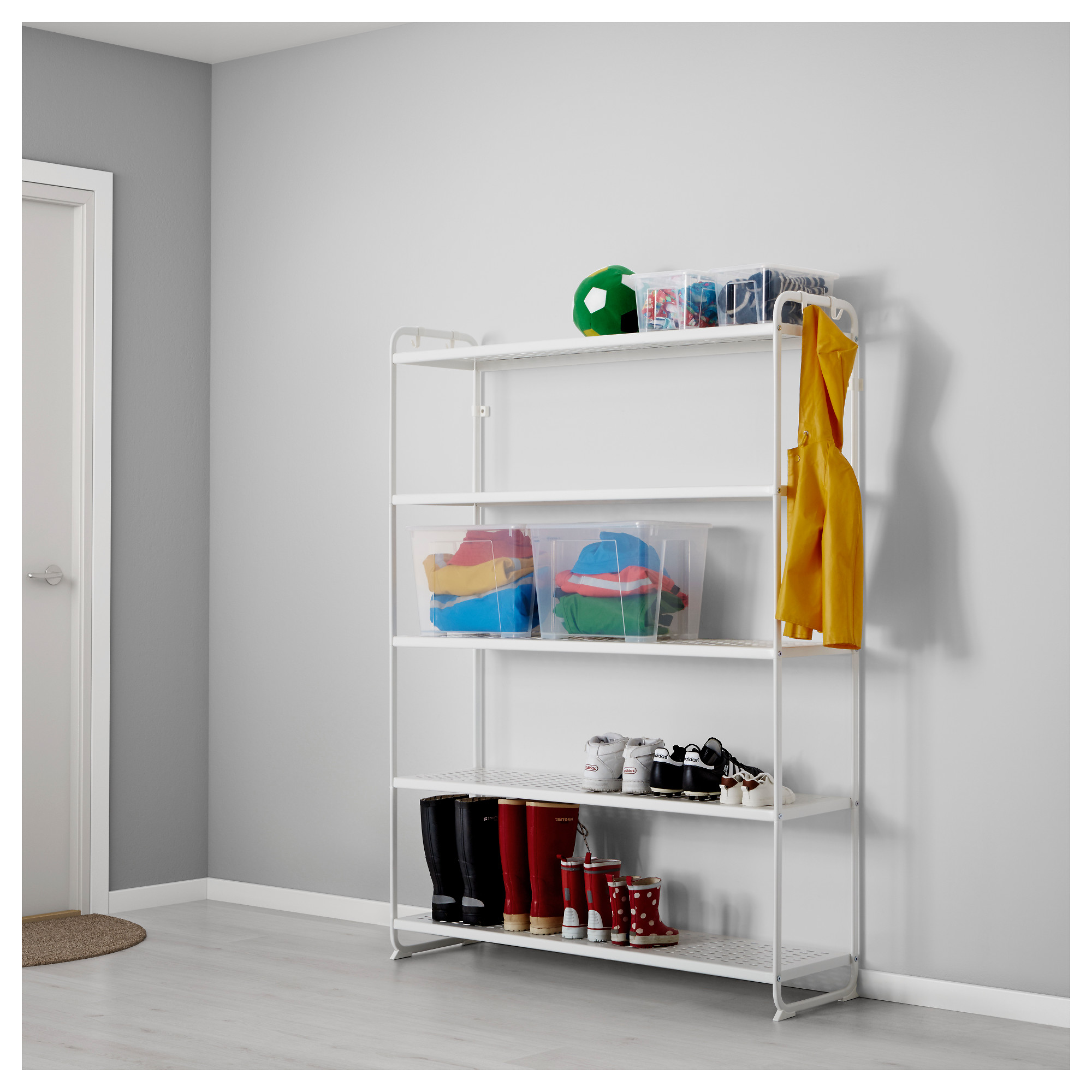 Shelves shelving units ikea mulig shelf unit white width 47 14 depth 13 3 amipublicfo Image collections