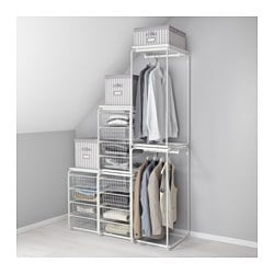 ALGOT System Basket And Frame Storage