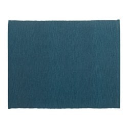 MÄRIT, Place mat, dark blue
