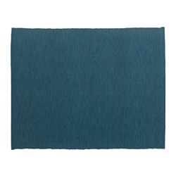 MÄRIT place mat, dark blue